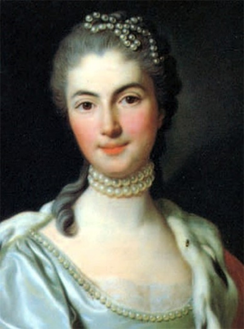 Annetta Malaspina, marchesa colta e letterata dal grande fascino.